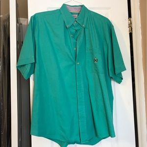 Men's shirt - green